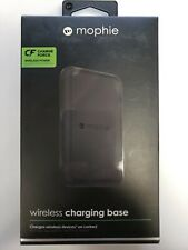 Mophie Wireless Charging Base Charge Force / Qi iPhone, Samsung, LG Compatible