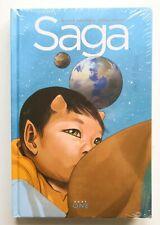 Saga Book 1 Hardcover Image Graphic Novel Comic Book