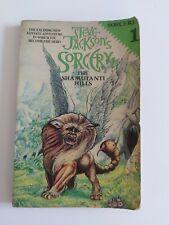 The Shamutanti hills - Steve Jackson - Socery Book 1