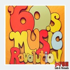 60's MUSIC REVOLUTION by Time Life - 9 CD Set 145 Groovin' 60s Hits - BRAND NEW!