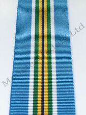 UN United Nations Interim Security Force for Abyei UNISFA Full Size Medal Ribbon