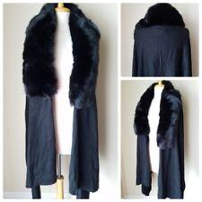 NWT White House Black Market Women's Wrap Cape Sweater Faux Fur Jacket Plus 3X