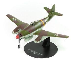MESSERSCHMITT ME-262 A-1A HEINRICH BAR 1945 -Atlas- FIGHTERS OF IIWW - 1/72