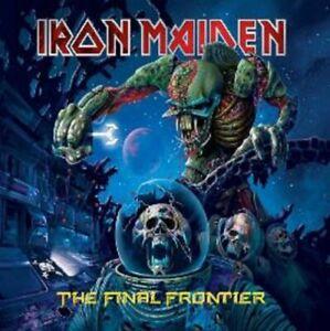 Iron Maiden - The Final Frontier - New 180g Vinyl 2LP - 2015 Remasters