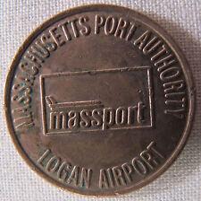 SCARCE  Massachusetts Port Authority Logan Airport whotoldya Lot OSP721