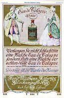 Ferdinand Mühlens, Köln Eau de Cologne 4711 Histor. XXL-Offerte von 1908