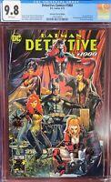 Detective Comics #1000 Jay Anacleto Variant - 1st Arkham Knight CGC 9.8