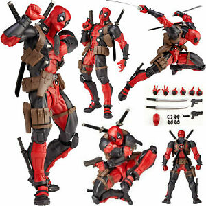 Super Hero Action Figure Collection Model Toy Kids Xmas Gift Toy