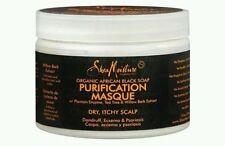 Shea Moisture African Black Soap Purification Masque 12 FL OZ / 354 ml
