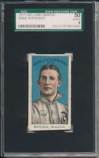 Frank Home Run Baker 1911 D359 Williams Baking  SGC 50 4  1 of 1 Highest Graded
