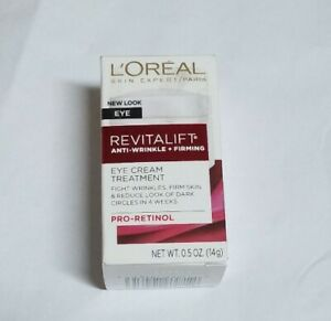 L'Oreal Paris Skincare Revitalift Anti-Wrinkle and Firming Eye Cream 0.5 OZ.