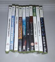 Xbox 360 Mixed Games Bundle joblot x10 ten in total mixed genre bundle