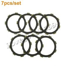 Engine Clutch Friction Plate Gasket CG CB 200cc 250cc ATV Quad Dirt Motor Bike