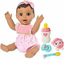 NEW Luvabella Brunette Responsive Baby Doll with Real Expressions & Movement🎄