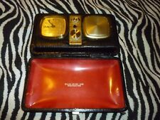 Linden Vintage Travel AM Alarm Clock Radio - Good Working Condition!!!