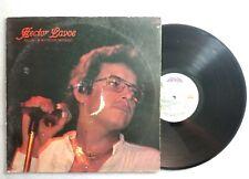 Hector Lavoe Que Sentimiento ! FANIA JM-598 USA LP 1981 VG LP#0410