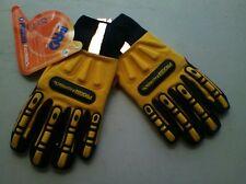 ProChoice Razorback Vibration & Impact Protection Safety Glove PFRBXL Size XL