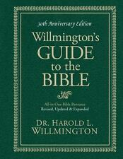 WILLMINGTON'S GUIDE TO THE BIBLE - WILLMINGTON, HAROLD L., DR. - NEW HARDCOVER B