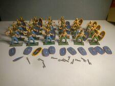 Blue Box Elite Command Rare Viking barbarian Army 23 figure set