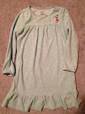 56b7643e7 Carter s Fleece Nightgown Sleepwear (Sizes 4   Up) for Girls