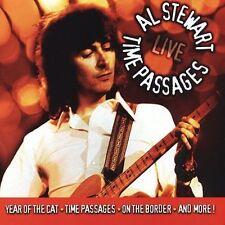 "AL STEWART, CD ""TIME PASSAGES, LIVE"" NEW SEALED"
