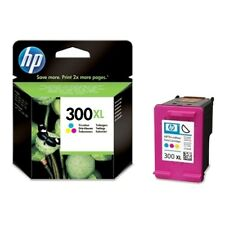 GENUINE & SEALED HP300XL TRICOLOUR / CC644EE INK CARTRIDGE - SWIFTLY POSTED