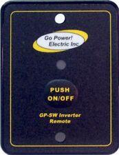 GO POWER INVERTER REMOTE SWITCH GP-SW-REMOTE