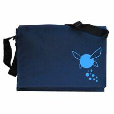 Zelda inspired Navi Fairy Navy Blue Messenger Shoulder Bag