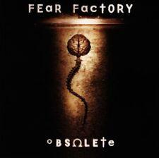 """FEAR FACTORY """"OBSOLETE"""" CD NEW+"""