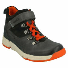 Clarks Boots with Laces for Boys