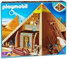 Playmobil - 4240 faraón egipcio Pirámide 4240 la tumba