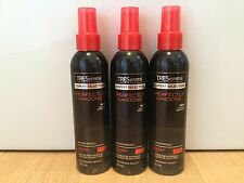 3 x 200ml TRESemme Perfectly Undone Sea Salt Spray