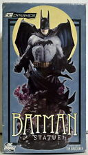 BATMAN Cold-Cast Porcelain Statue #393/2500 Tim Bruckner Sculpt DC Dynamics 2007