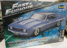 Revell 1/25 '69 Chevy Camaro Yenko (Fast & Furious) Plastic Model Kit 85-4314
