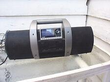 ACTIVATED Sirius XM Satellite Radio BoomBox SUBX1 SP4 Receiver Active