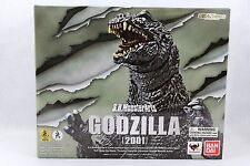 Bandai SH MonsterArts Godzilla 2001 Tamashii Nations S.H. Monster Arts Figure