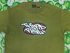 Vintage 90s Third Rail Logo Graffiti T Shirt L Rap Hip Hop Supreme Stussy Huf