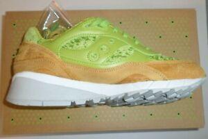 NEW Saucony Shadow 6000 Avocado Toast Saucamole Men's Sneakers 8