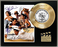 FRIENDS LIMITED EDITION SIGNATURE AND THEME SONG SERIES DISPLAY