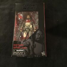 Star Wars Rogue One The Black Series Baze Malbus 6-Inch # 37  Action Figure