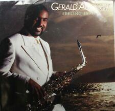 Jazz Picture Sleeve Promo 45 Gerald Albright - Feeling Inside / Feeling Inside O