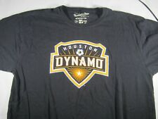 Mitchell & Ness Traditional Fit Houston Dynamo T-Shirt – Black XL