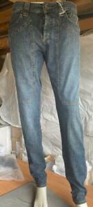 Jeckerson pantaloni modello jeans tessuto leggero estivo confort