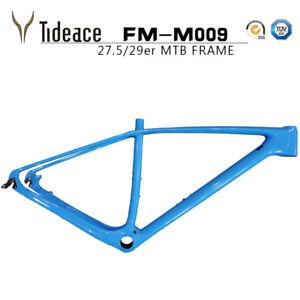 29er OEM Carbon Mountain Bicycle Frames T800 Full Carbon MTB Bike Frameset