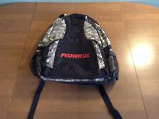 New Fisher Metal Detectors Backpack Digital Camo FCBACKPACK