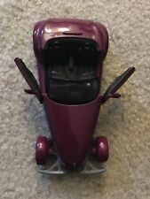 Maisto Plymouth Prowler 1/24 Scale Purple Toy Roadster-Cabrio Car.