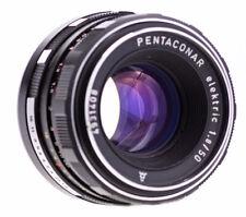 Pentaconar elektric 50 mm f 1,8 mit M42  SN:4931408 Muster / Vorserie / Prototyp