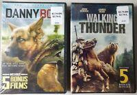 Danny Boy + Walking Thunder + 10 Bonus Movies (DVD, 2016) BRAND NEW & SEALED!
