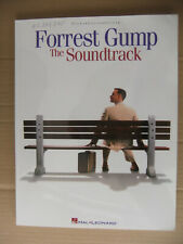 MANGEL Forrest Gump The Soundtrack Filmmusik Songbook Noten