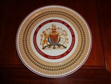 Royal Tuscan Large Silver Jubilee Collectors Plate